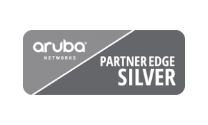 Aruba Partner Edge Silver